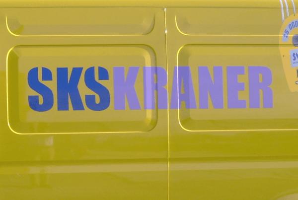 Joomla løsning til SKS Kraner A/S